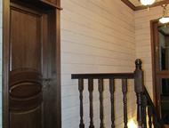 Двери деревянные с остеклением на заказ в Барнауле Мы делаем двери из натурального дерева; сосны, бука, ясеня, дуба по любым нестандартным размерам!  , Барнаул - Двери, окна, балконы