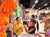Кемерово: Студия праздника Каприз шоу гигантских мыльных пузырей (с огнём, дымом и пеной) азот шоу крио мороженое шар сюрприз бумажная дискотека блестящая диско