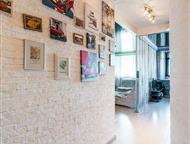Краснодар: Авторская квартира Если вы привыкли быть всегда на высоте, то эта квартира именно для вас. Индивидуальный-дизайнерск ийпроект, свободное открытое прос