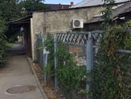 Краснодар: Продается дом в Юбилейном микрорайоне Продается дом по улице Алма-атинская недалеко от корпуса (защиты растений) сельхоз института. Площадью 15 метров