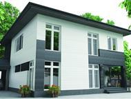 Москва: малоэтажное строительство Строительство домов с использованием стеновых и фасадных панелей по таким показателям как качество, цена, скорость…  Дома по