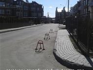 Москва: Барьеры парковочные, парковочные блокираторы Изготовление и установка механических парковочных барьеров и оградительных столбиков, переносных огражден