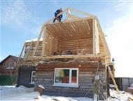 Омск: Строительство крыш,мансарды Опытная бригада выполнит любые кровельные работы! Заменит старую кровлю на новую, построит мансарду, второй этаж! Выполнит