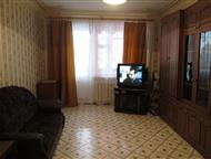 Пенза: Собственник продает двухкомнатную квартиру в Пензе Двухкомнатная квартира 53 кв. м. , 6 этаж из 10, не угловая, кухня 8, комнаты изолированные 19 и 14