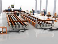 Пермь: Технологическая линия по производству световых опор св Производственное предприятие Интэк производит и поставляет технологические линии под ключ для
