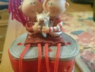 Самара: Шкатулка Валентинка Шкатулочка для мелочей ко Дню Святого Валентина.