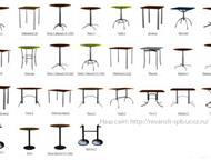 Столы и стулья всех типов от производителя Предлагаем комплектование помещений общественного питания: ресторанов, бистро, кафе и баров столами (различ, Санкт-Петербург - Производство мебели на заказ