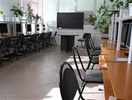 Аренда компьютерного класса Если Вам нужен компьютер с выходом в интернет в тихом просторном помещении, место для проведения семинара или видеоконфере, Тюмень - Коммерческая недвижимость