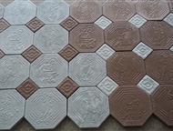 Уфа: Тротуарная плитка Производим и реализуем тротуарные плитки различных форм и расцветок. Для изготовления используются только высококачественная продукц