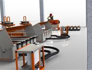 Технологическая линия по производству световых опор св Производственное предприятие Интэк производит и поставляет технологические линии под ключ для, Владивосток - Строительные материалы